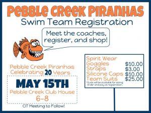 Open House/On site Registration @ Pebble Creek Via Club | Mechanicsville | Virginia | United States